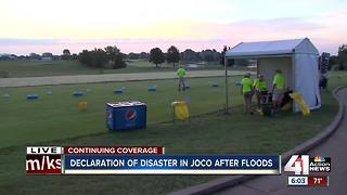 Johnson County golf tournament to play after flooding - Video