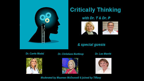 """Critically Thinking with Dr. T and Dr. P - Episode 44 """"Special Edition- Is THEIR shot putting YOU at Risk?"""""""