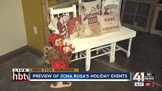 KCPD Care Team to host holiday mart at Zona Rosa - Video