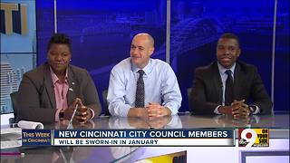 This Week in Cincinnati: What will 3 new Cincinnati City Council members bring to City Hall?