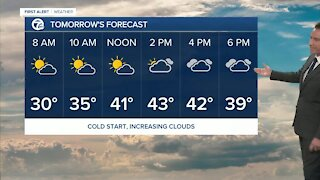 FORECAST: Wednesday Noon