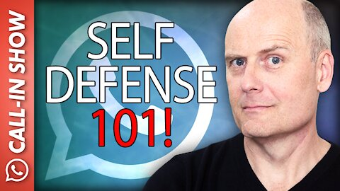 SELF-DEFENSE 101! How to Stay Safe in Your Life