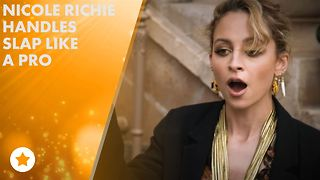 Nicole Richie's most awkward interview ever - Video