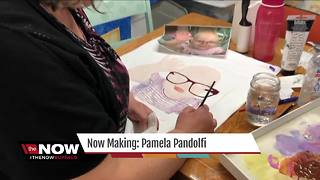 Now Making: Pamela Pandolfi - Video
