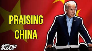 President Trump Plays Video That EXPOSES Joe Biden Favoring China