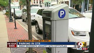 Parking in OTR: Permit plan, parking minimum lifts are close but still miss the mark, some say