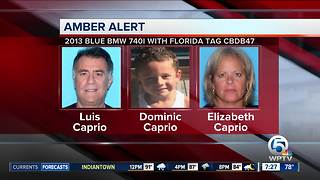 Amber Alert: 4-year-old Jupiter boy missing - Video