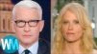 Top 10 Anderson Cooper Moments - Video