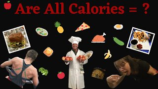 Are All Calories the Same?