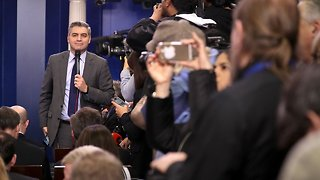 CNN Sues Trump To Get Jim Acosta's White House Press Pass Reinstated - Video