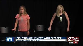 Dance event will be in Tulsa to help awareness for Alzheimer's disease - Video