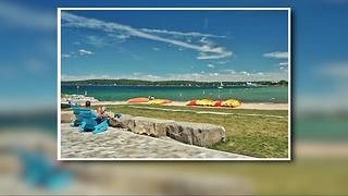 Study: Traverse City named best lake beach town in America - Video