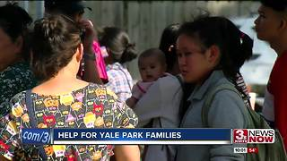 How to help displaced Yale Park Apartments residents