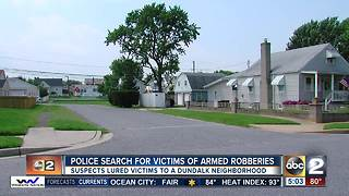 Couple accused of luring and robbing victims in Dundalk - Video