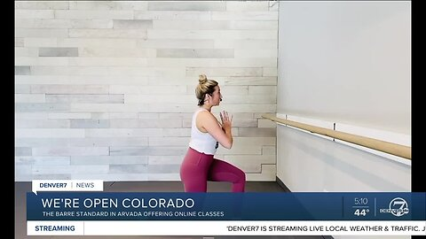 The Barre Standard in Arvada has taken their business online