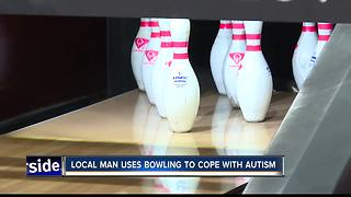 Idaho bowler with Autism - Video