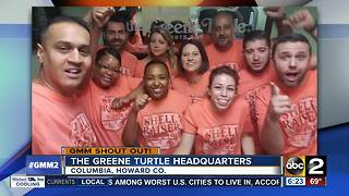 Good morning from The Green Turtle Headquarters - Video