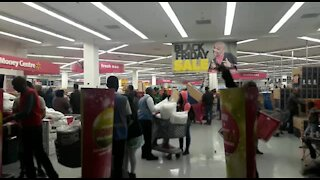 SOUTH AFRICA - Cape Town - Midnight Black Friday (ajg)