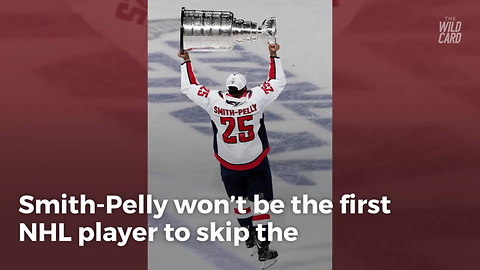 Stanley Cup Winner Plans To Skip White House Visit, Has Harsh Words For Trump