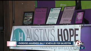 Cass County overdose awareness rally scheduled for Galveston - Video