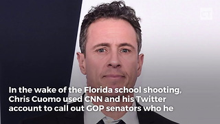 Ted Cruz Calls Out CNN's Chris Cuomo