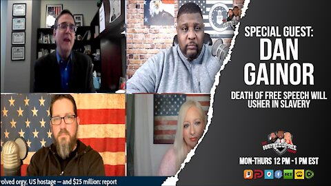 Special Guest: Dan Gainor