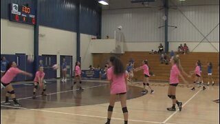 Pay dispute impacting high school volleyball games