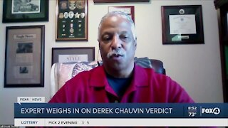 Will Chauvin verdict change policing? SWFL Expert weighs in