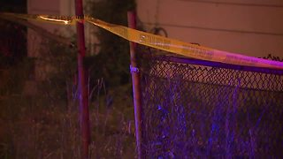 Man fatally shot in Cleveland yard - Video