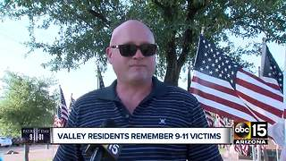 Two-thousand Americans remembered on 9/11 - Video