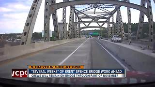 How to navigate the Brent Spence Bridge as construction project enters Phase Three - Video