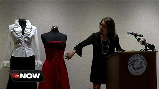 Accomplished fashion designer returns to Mount Mary University - Video