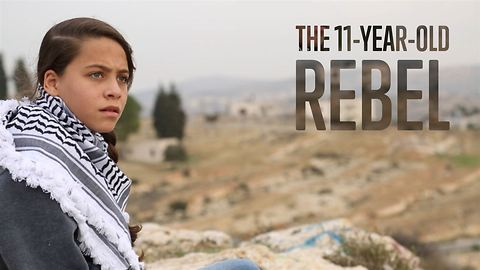 The voice of resistance in Palestine is an 11-year-old