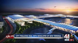City finalizing deal with Edgemoor to build new terminal - Video