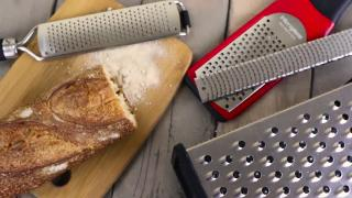 How to Use your Grater for Cooking Tricks - Video