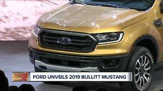 Ford unveils new vehicles at the NAIAS - Video