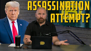 Ep 48 | Assassination Attempt On President Goes Uncovered, Schools Opt for Silent Lunches