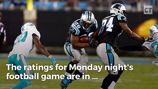"""Monday Night Football"" Ratings Have NFL Panicking - Video"