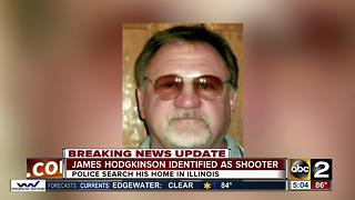 James Hodgkinson identified as shooter at Congressional baseball practice - Video