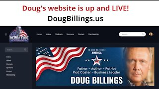 Doug's Website is Up and Live!!!