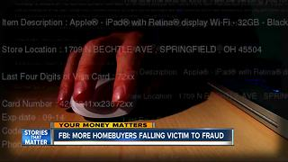 Thieves stealing home down payments - Video