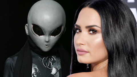 Demi Lovato REVEALS She Has Made Contact With ALIENS!