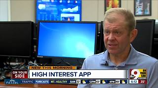 New smartphone app promises high interest rates on savings - Video