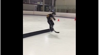 This 8-Year-Old Boy Has The Most Thrilling Hockey Skills