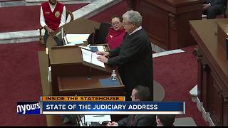 Idaho Supreme Court Chief Justice delivers State of the Judiciary Address - Video