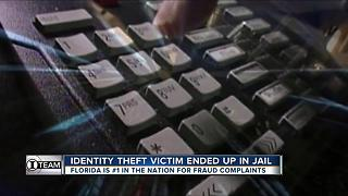 ID theft victim lands in jail, now she's warning others about the dangers
