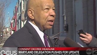 Lawmakers seek update on Baltimore consent decree progress - Video