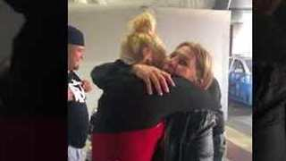 Mother and Daughter Have Emotional Reunion After Years of Separation - Video