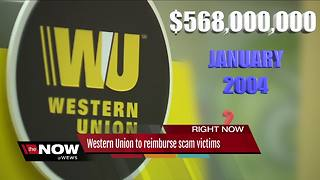 Western Union settles with FTC, will pay millions to victims of scams - Video