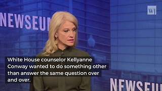 CNN Host, Kellyanne Conway Clash Over Allegations Of Russian Election Interference - Video